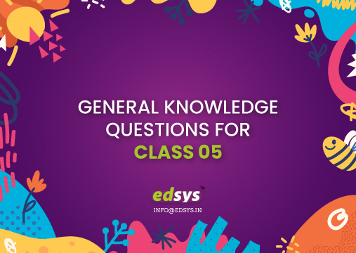 GK-Questions-For-Class-05