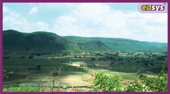 Kaimur-Range