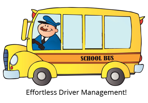 Manage Drivers with School Bus Tracker