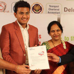 Nischal Narayanam, India's Youngest Chartered Account