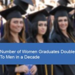 Women Graduates Doubled Compared To Men in a Decade