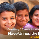 One among 3 Three Indian Kids Have Unhealthy BMI: Reveals Survey