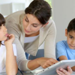 Parents Depend on Apps for Homework Help