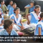 Rajasthan Govt's Declining Expenditure on Education Results in Diminishing Learning Outcomes