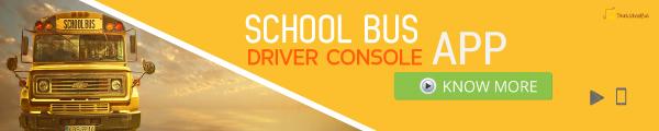 School Bus Driver Console App Trackschoolbus