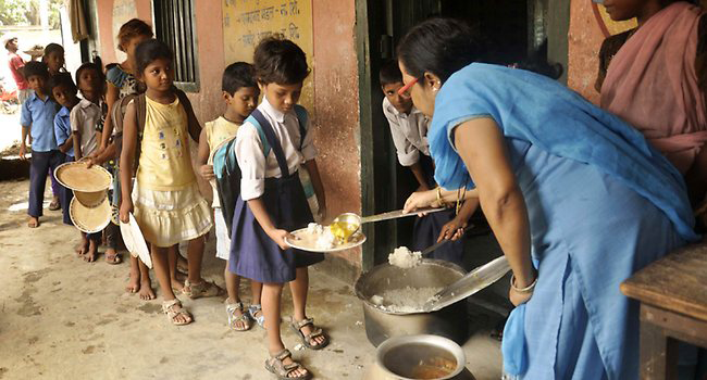 School Enrolment Increases, But Poor Sanitation and Nutrition Continues 22-05-2015
