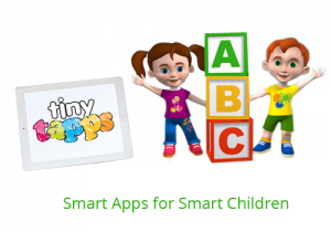 TinyTapps – Smart Apps for Pre-schoolers Part 1