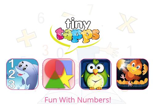 TinyTapps – Smart Apps for Preschoolers Part 3
