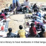 Tribal Language Textbooks Soon to be Available in Central E-Library