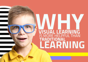 Visual Learning is More Helpful than Traditional Learning featured image