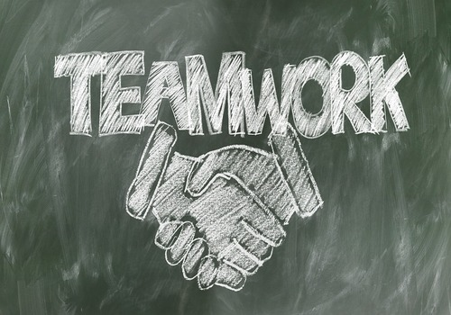 Work Together As a Team - innovative ideas