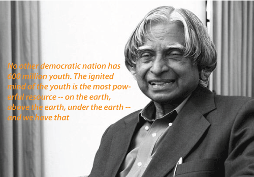 World Students Day Celebrated in Honour of Dr. APJ Abdul Kalam