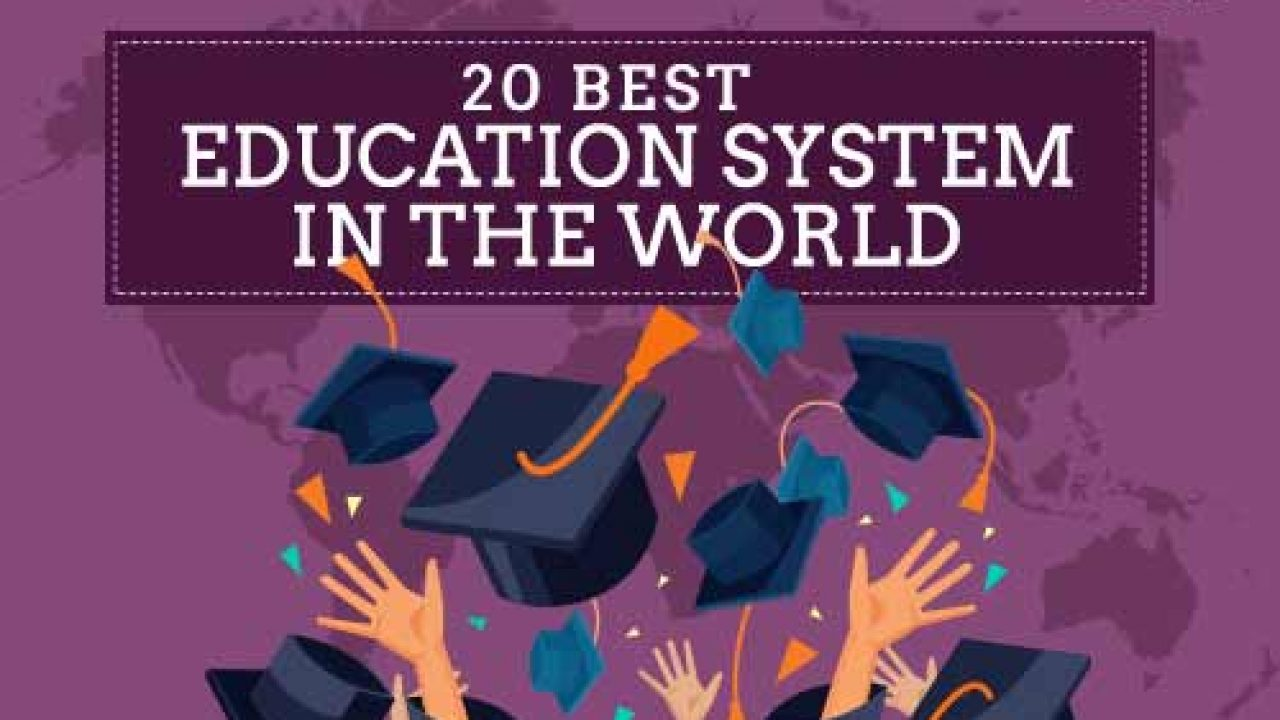 20 Best Education System in the World - Edsys