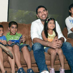 Yuvraj Singh inspires kids fighting cancer