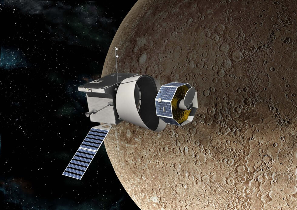 bepicolombo - facts about mercury planet