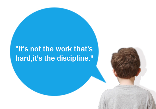 Discipline management