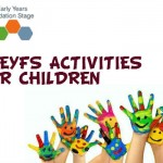 12 EYFS Activities For Children