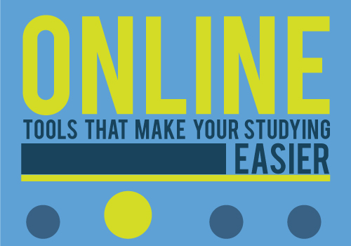 Online Tools That Make Your Studying Easier [Infographics]