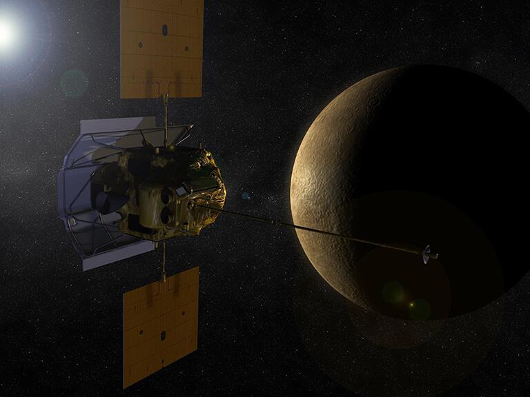 messenger - mercury planet facts