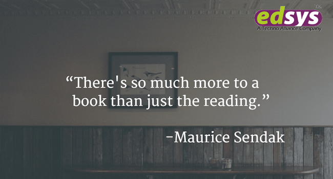 There's so much more to a book than just the reading