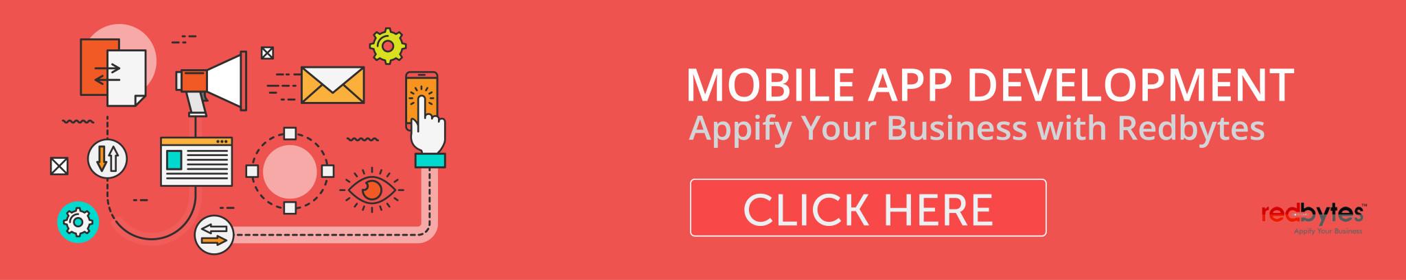 Redbytes Mobile App Development Company
