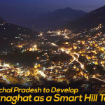 Himachal Pradesh to Develop Waknaghat as a Smart Hill Town