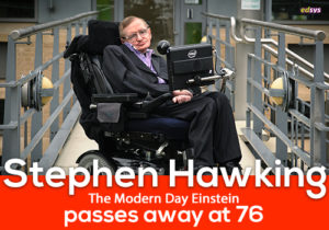 stephen hawkins passes away featured image